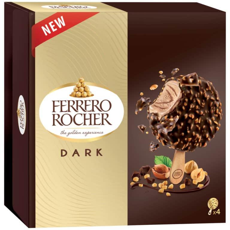 Ferrero Rocher DARK Eis 8000500363515