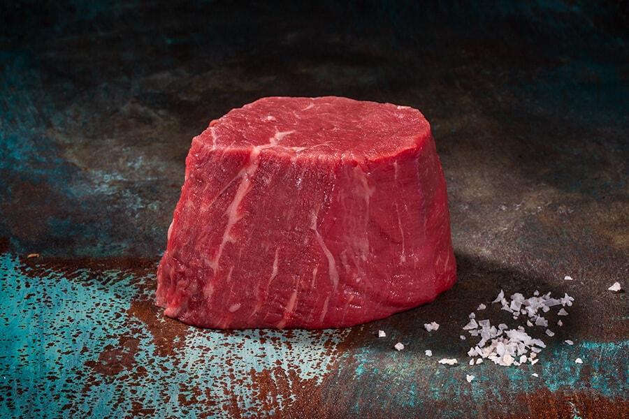 US-Beef Filet (100g 7,99€)