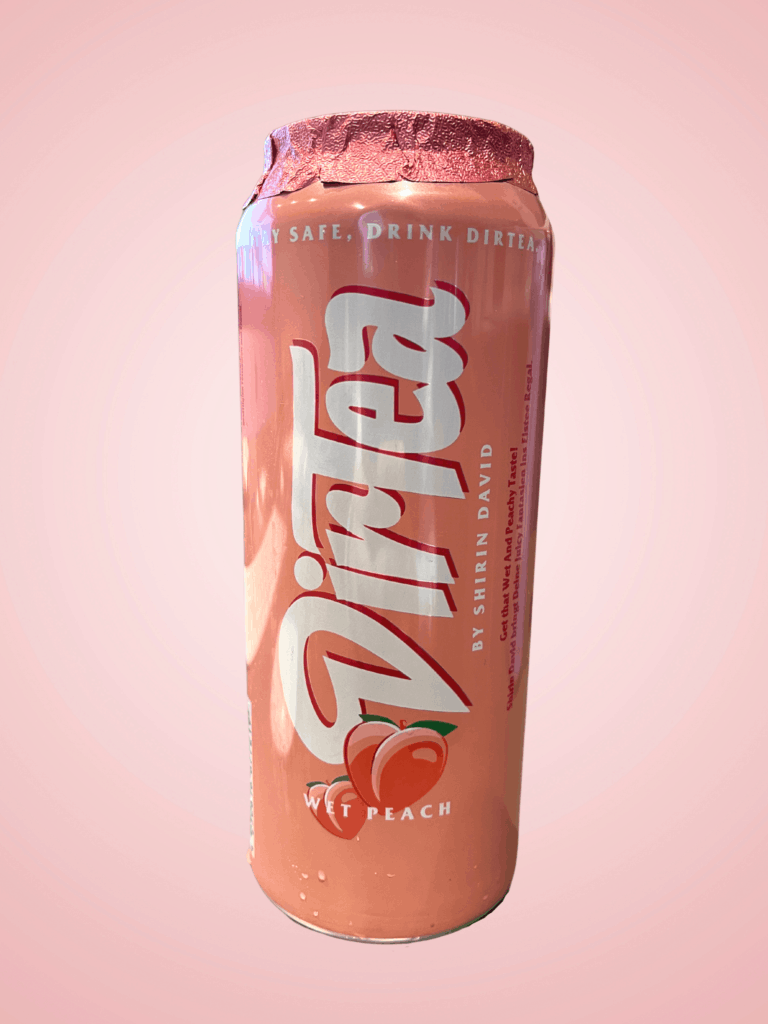 DirTea Wet Peach