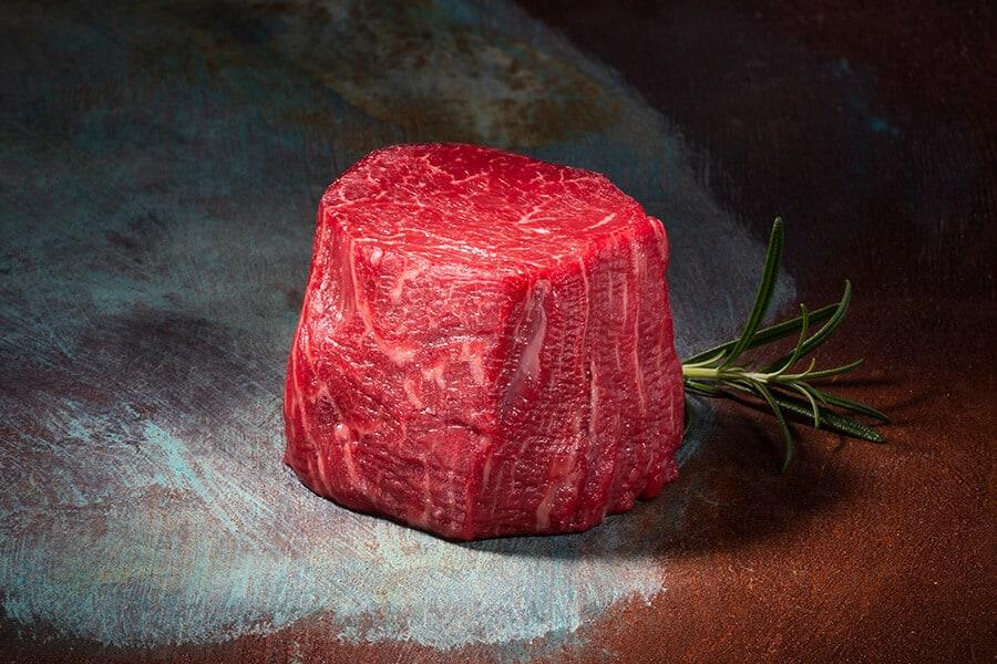 Bison Filet (100g 12,59€)